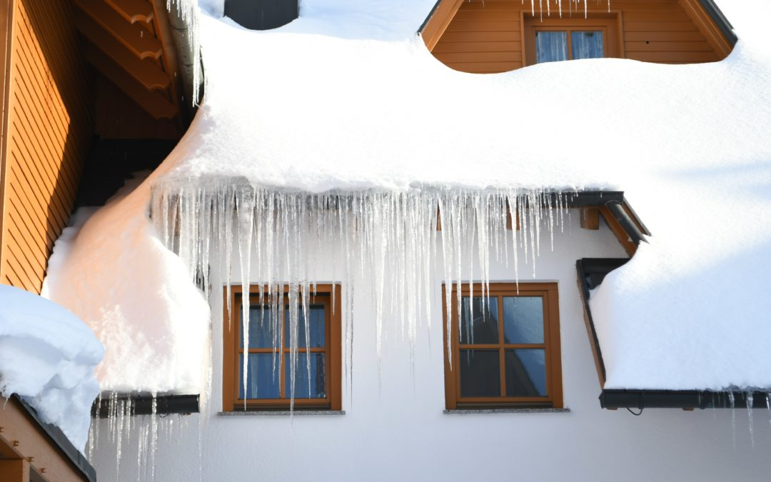 Ice Dams: Everything you need to know.