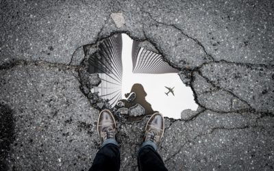 What happens if your vehicle is damaged by a pothole?